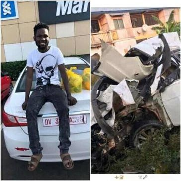 An alleged Yahoo Plus boy AKA Sakawa Boys in Ghana has lost