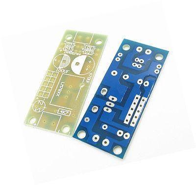 10PCS L78XX PCB LM78XX LM7805 LM7812 Fixed Regulator PCB