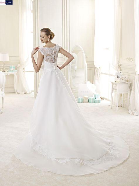 Abiti Da Sposa Wandas Dress.Vieni Ad Ammirare La Collezione Nicole 2015 Da Wanda S Dress Con