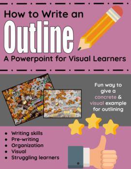 powerpoint presentation outline