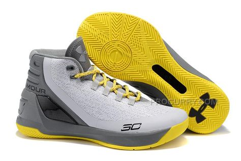 pretty nice 73733 d63c4 Now Buy Under Armour Curry 3 Mens Dark Grey Yellow Basketball Shoe Save Up  From Outlet Store at Nikelebron.