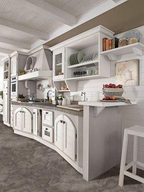 Idee Arredo Cucina Country.Luisa Cucine Lube Nel 2019 Arredo Interni Cucina Cucine