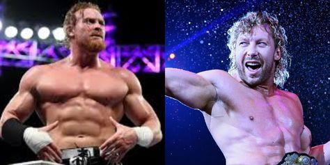 Kenny Omega Challenges WWE Cruiserweight Champion Buddy Murphy