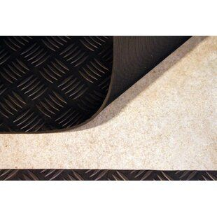 Rubber Cal Inc Diamond Plate Garage Flooring Roll In Black Garage Floor Mats Flooring Garage Floor Tiles