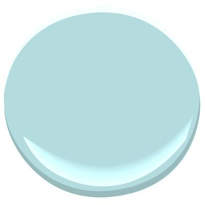 China Blue 2052 60 Paint   Benjamin Moore China Blue Paint Color Details