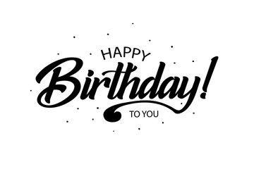 Stock Photos Royalty Free Images Graphics Vectors Videos Adobe Stock In 2020 Happy Birthday Typography Happy Birthday Cards Happy Birthday Calligraphy