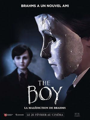 Brahms The Boy Ii Trailers Tv Spots Clips Images And Posters Movies For Boys Full Movies Tv Spot