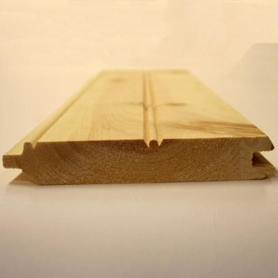 Ufp Edge 1 In X 8 In X 8 Ft Unfinished Pine Tongue And Groove Shiplap Siding Board 6 Pack 276591 The Home Depot Tongue And Groove Home Depot Merola Tile