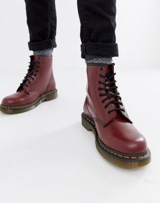 Dr. Martens Schuhe in rot günstig kaufen | mirapodo