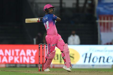 Rajasthan Gave Chennai a Target of 217, Its Highest IPL Score in the UAE #RajasthanRoyals #Rajasthan #Chennai #Archer #Umpire #SteveSmith #sanju #samson
