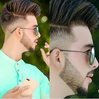 New Trending Boy Amazing Hair Style Pic Collection 2019 Hair Pictures Cool Hairstyles Beard Styles Short