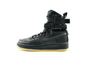 new concept 935c3 8a325 Mens Womens Nike Special Field Air Force 1 Boots Black Gum 864024 001  Running Shoes