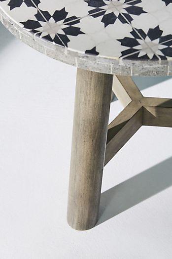 22+ Farmhouse outdoor side table ideas