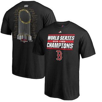 newest cc6c5 2b3a0 Boston Red Sox Majestic 2018 World Series Champions ...