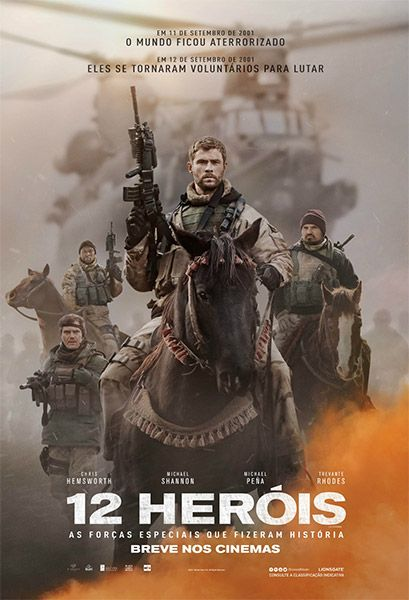 12 Herois 2018 Filmes Completos Online Gratis Filmes Hd