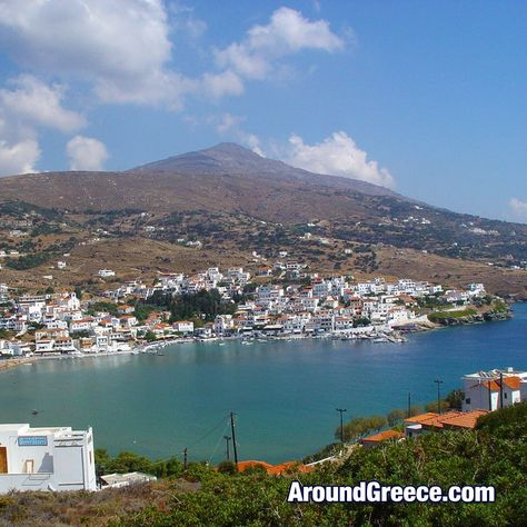 holidays Andros is one of the greenest...