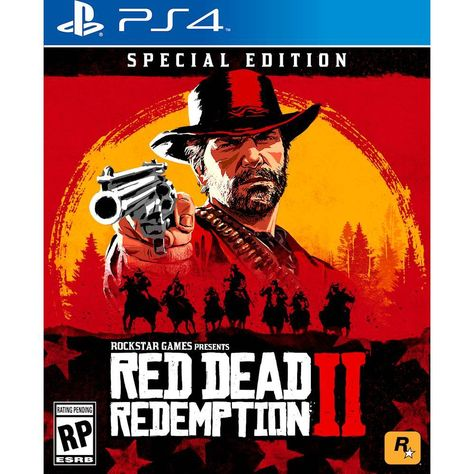 Red Dead Redemption 2 Special Edition Playstation 4 Digital Red Dead Redemption Red Dead Redemption Ii Playstation