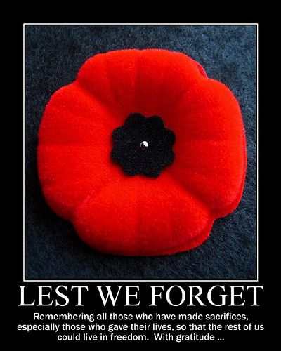 remembrance day canadian legion