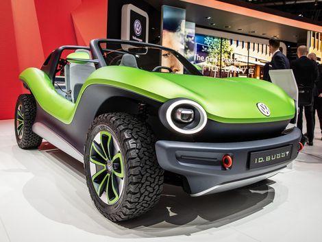 Volkswagen S I D Buggy Is The Electric Dune Buggy Of Our Dreams Dune Buggy Buggy Volkswagen