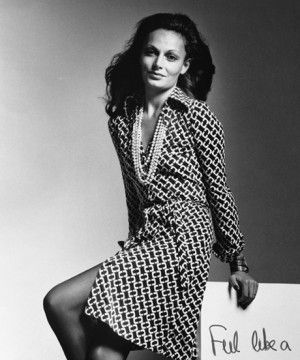 The Weird, True History Of The Wrap Dress