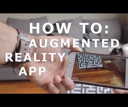 This tutorial shows you how to make an augmented reality app in Unity 3D with Vuforia. The game is an interactive ball maze that can be built to Android or IOS. It utilizes the front facing camera to track an image target. This video also goes through how to build the app for Google Cardboard so the game can be played with virtual reality headsets.Print the picture of the maze above, that will be the image target that your camera is going to track. I made the image target black and white so i...