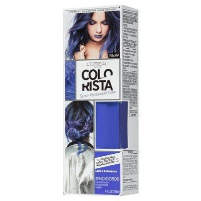 L Oreal Paris Colorista Semi Permanent For Light Blonde Or