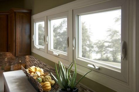 Simonton Reflections Awning Window Kitchen Window Awnings Windows Energy Efficient Windows