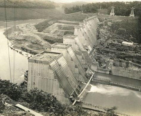 65 Loyston Ideas Norris Tennessee Valley Authority Dam