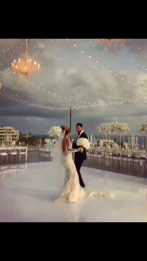 bridesdaydream on Instagram: Amazing! 💖💖 . . .👰@behamin & @bahram36 .@mikesoltanistilo . .@karlacasillasandco . .🎥 @vtylerphotos . .. . .#photooftheday#firstdance…