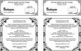 104+ Ide Contoh Desain Undangan Pernikahan Yang Bisa Di Edit Paling Keren Untuk Di Contoh