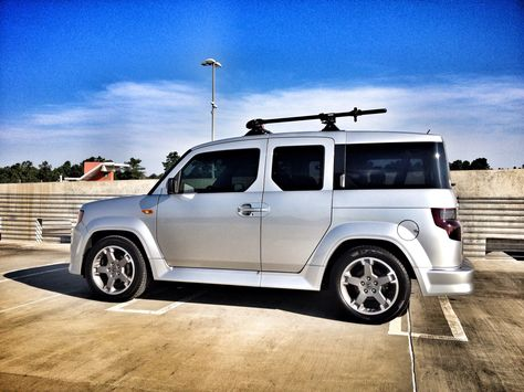 I Love My 2010 Honda Element Sc Honda Element Honda Honda Car
