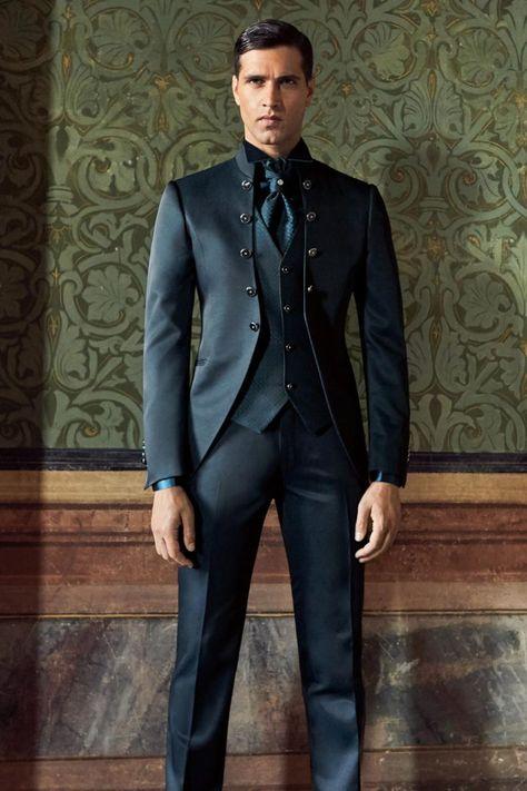 Vestiti Eleganti 2018 Uomo.Immagine Su Vestiti Sposo Lubiam 1911 Cerimonia Collezione 2018 Di