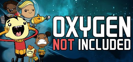 Oxygen Not Included On Steam Oxygen Steam Space Rock