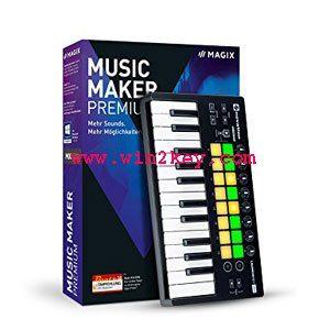 Magix Music Maker Crack V24 1 5 119 Keygen Free Download
