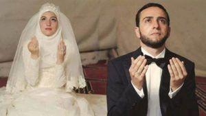 نتيجة بحث الصور عن الزواج في الإسلام Muslim Couple Photography Cute Muslim Couples Wedding Dresses