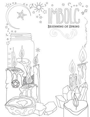 Coloring Book Of Shadows Witch Coloring Pages Book Of Shadows Coloring Books