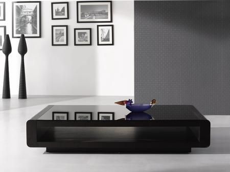 J And M Furniture 17515 399 71 Coffee Table Black Coffee Tables Modern Wood Coffee Table Modern coffee table by j and m furniture