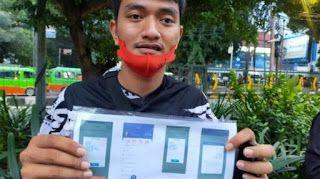 Heboh Aplikasi Pengganda Uang Puluhan Driver Ojol Di Kota Bogor Kena Tipu Bogorchannel Kota Bogor Uang Kota