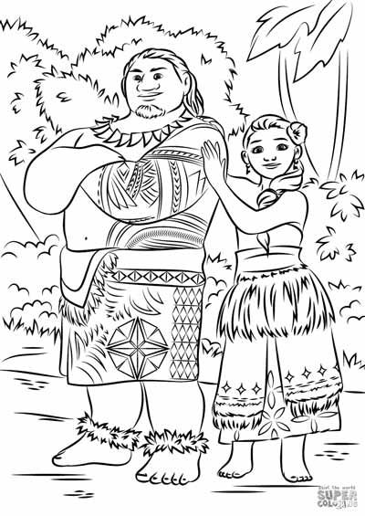 59 Moana Coloring Pages November 2020 Maui Coloring Pages Too Moana Coloring Disney Coloring Pages Moana Coloring Pages