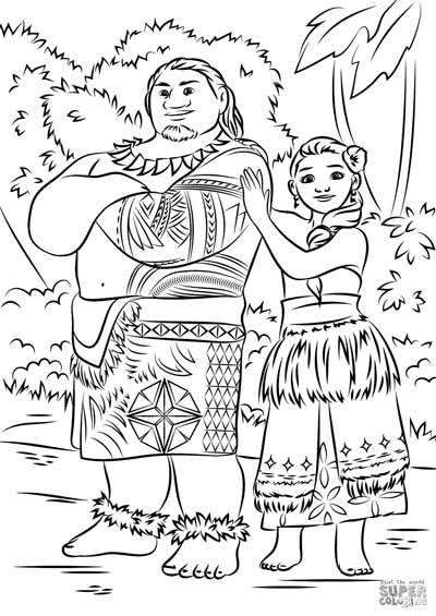 59 Moana Coloring Pages November 2020 Maui Coloring Pages Too Moana Coloring Pages Disney Coloring Pages Moana Coloring