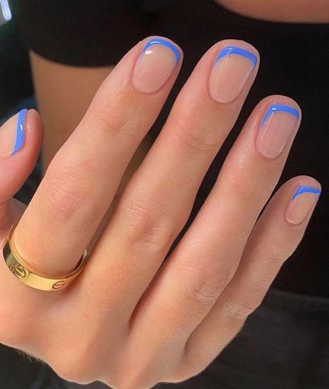 Aycrlic Nails, Swag Nails, Hair And Nails, Red Tip Nails, Neon Nails, Coffin Nails, Nagellack Design, Nagellack Trends, Stylish Nails