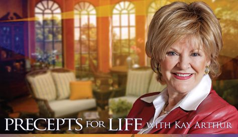 Precepts for Life host, Kay Arthur presents a program that teaches an in-depth analysis of the Bible, in an attempt to help others cope with real-world issues using various biblical solutions. #Precepts4Life #KayArthur