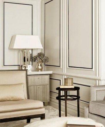 New Wall Design Luxury Moldings 55 Ideas Wall Design Wall Molding Living Room Living Room Modern Interior Wall Design