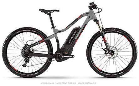 Haibike Sduro Hardseven Life 6 0 27 5 Inch Women S Pedelec E Bike Mtb Black Grey Red 2019 Schwarz Grau Coral Matt M Amazo Electric Bike Bike Ebike
