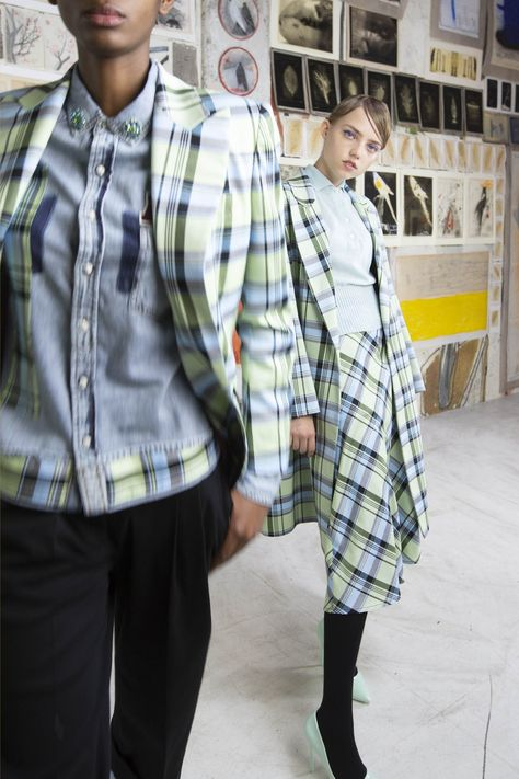 Antonio Marras Resort 2020 collection, runway looks, beauty, models, and reviews.