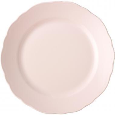 Assiette Plate Konya Rose Pale 26 Cm 1 Assiette Assiettes Plates Service Vaisselle