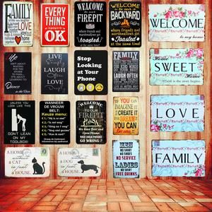 Metal Wall Signs In 2020 Vintage Wall Art Wall Art Sign Plate