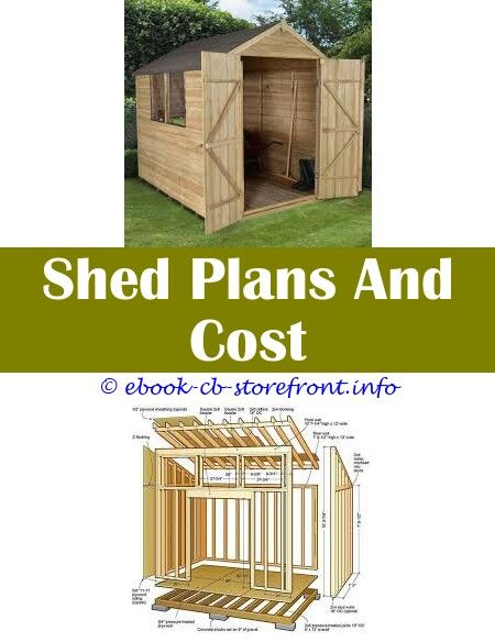 10 Young Cool Tricks Shed Plans 6 X 16 Outdoor Wood Storage Shed Plans How To Build A Storage Shed Free Plans Shed Plans With Material List Storage Shed Plans