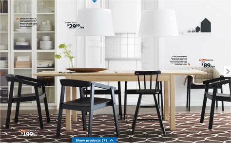 Sedie Per Sala Da Pranzo Ikea : Trend spotting scandinavian home decor design from ikea jsd l