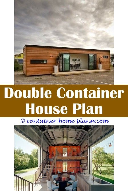 Living Container House Container House Plans Container House